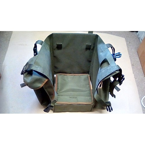 NBC EMERGENCY GAS VAPOUR DETECTOR BACKPACK ASSY